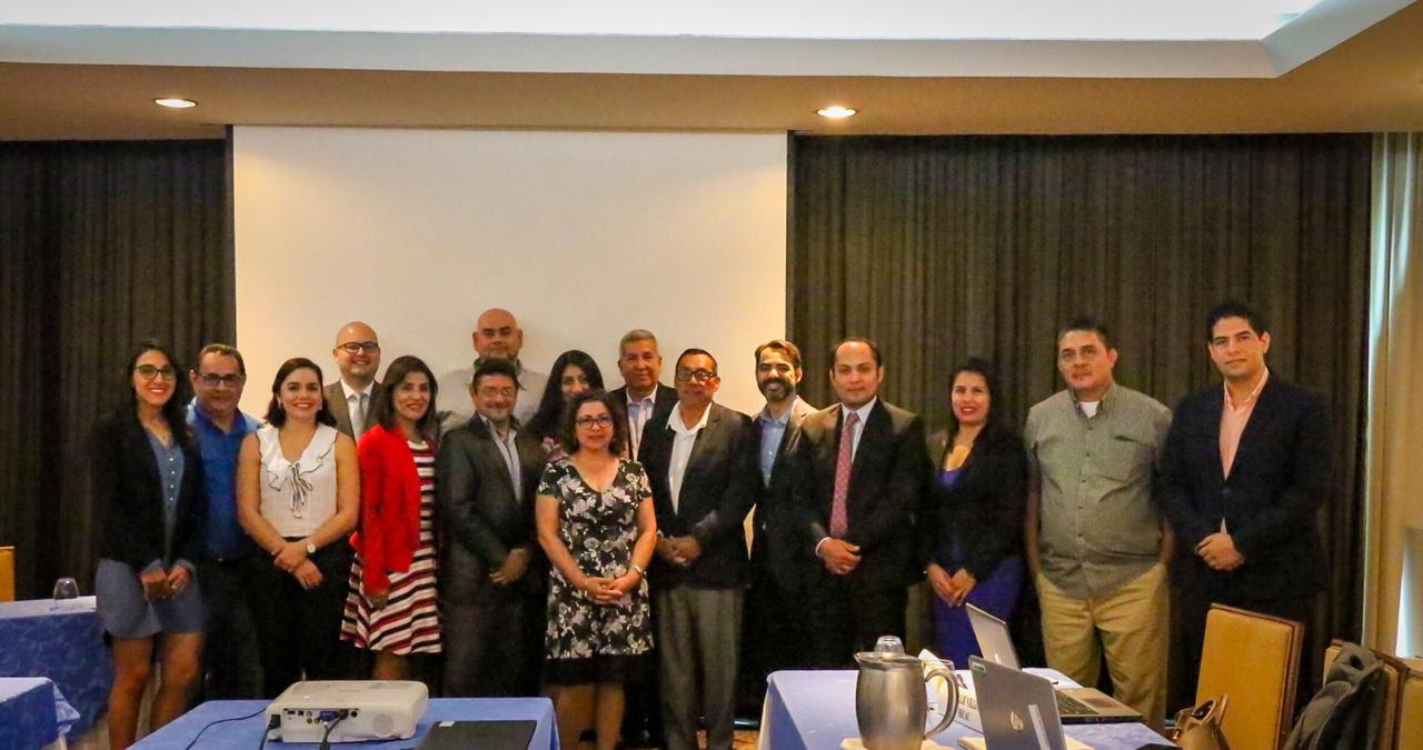Central Region meets in Panama